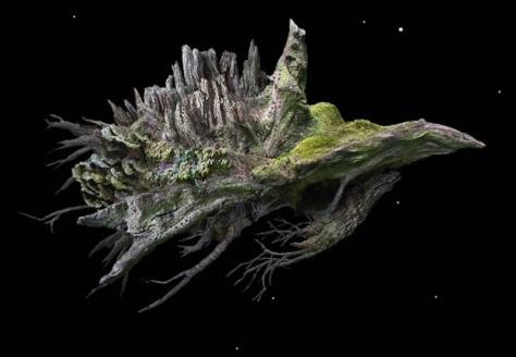 """Αυτή η ομορφιά είναι ο """"κακός"""" αστεροειδής :p"""